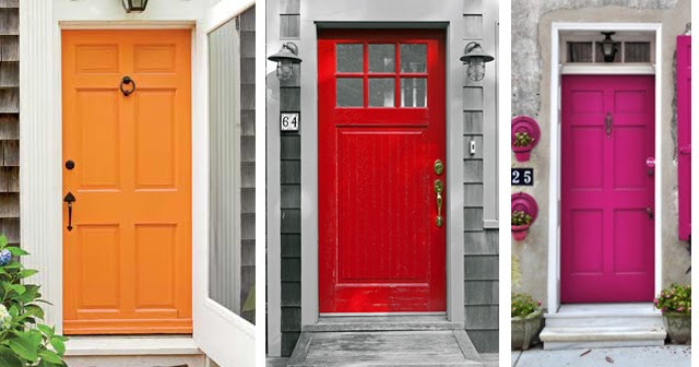 It S Like This Painted Doors Cape Cod Colors