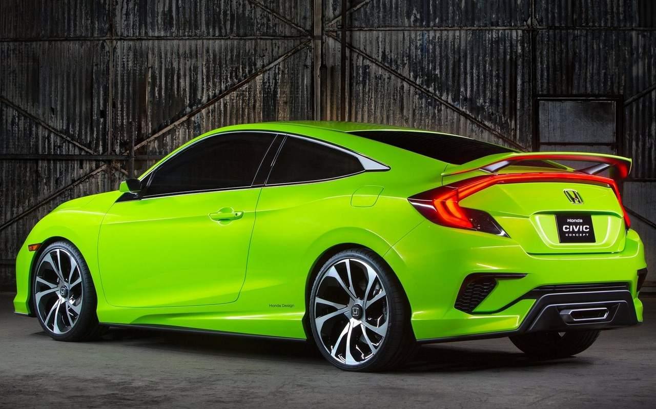 Novo Honda Civic 2016 chega às concessionárias este ano ...