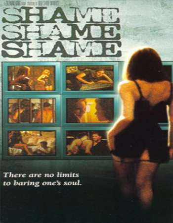 Poster Of Shame, Shame, Shame In Dual Audio Hindi English 300MB Compressed Small Size Pc Movie Free Download Only At worldfree4u.com