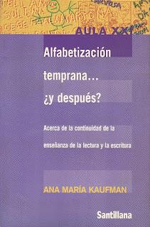 ALFABETIZAC TEMPRANA