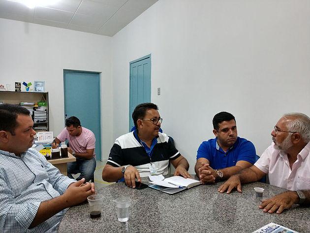 Obra de substituição do sistema de abastecimento de água em Delmiro Gouveia será iniciada nesta semana