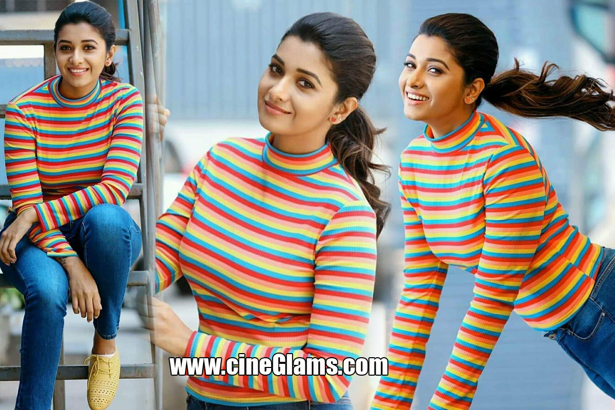 Actress Priya Bhavani Shankar Latest Photoshoot Collections