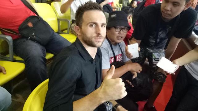 Tonton Persija vs Persipura, Spasojevic Mengaku Diminati Tiga Klub