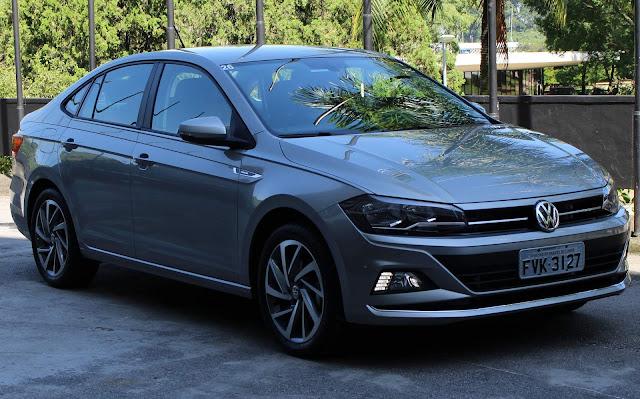 VW Virtus 2019 - Preço