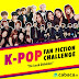 [Cabaca.id] Syarat Ketentuan dan Hadiah Lomba Menulis K-POP FAN FICTION CHALLENGE Deadline 20 Mei 2018