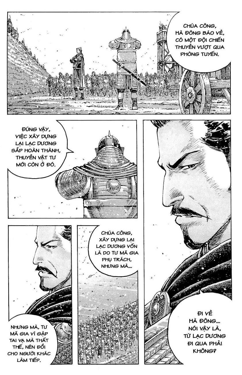 Hỏa phụng liêu nguyên Chương 362: Trung thần hận tặc [Remake] trang 3