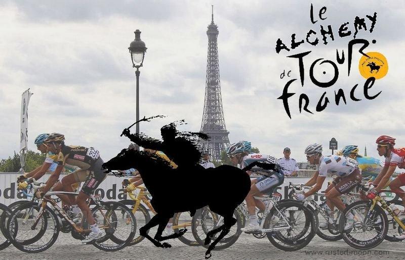 heute start zur tour de horse mit 4 etappen. Black Bedroom Furniture Sets. Home Design Ideas