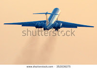 Jet Takes Off (Credit: Artyom Anikeev/Shutterstock) Click to Enlarge.