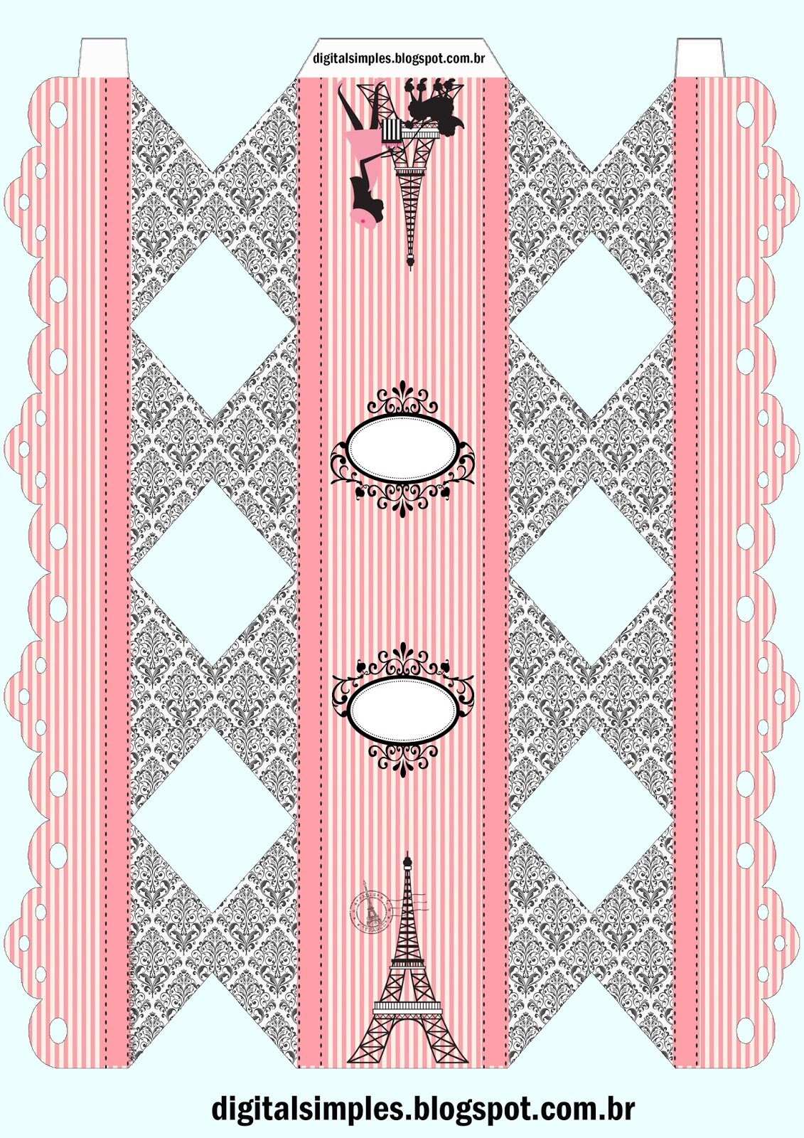 Love in paris theme with purple color free blackberry themes.