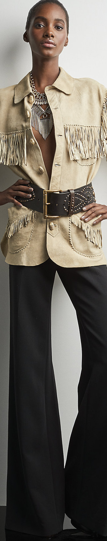 Ralph Lauren Garrison Suede Shirt Jacket