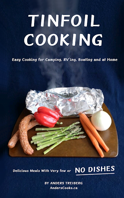 My book Tinfoil Cooking