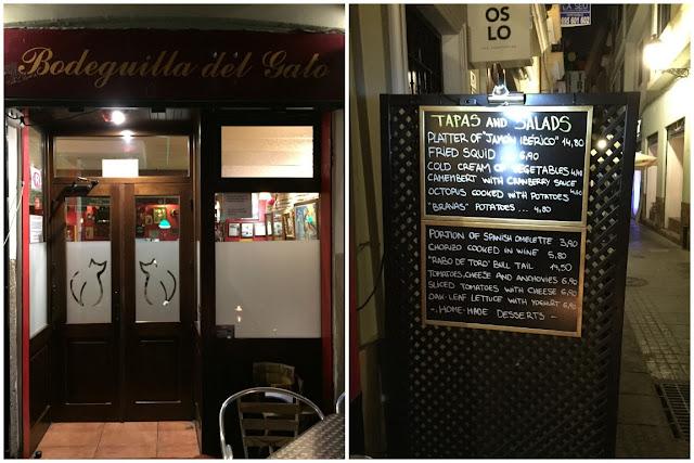 "Tapas essen bei ""Bodeguilla del Gato"" Valencia Citytrip"