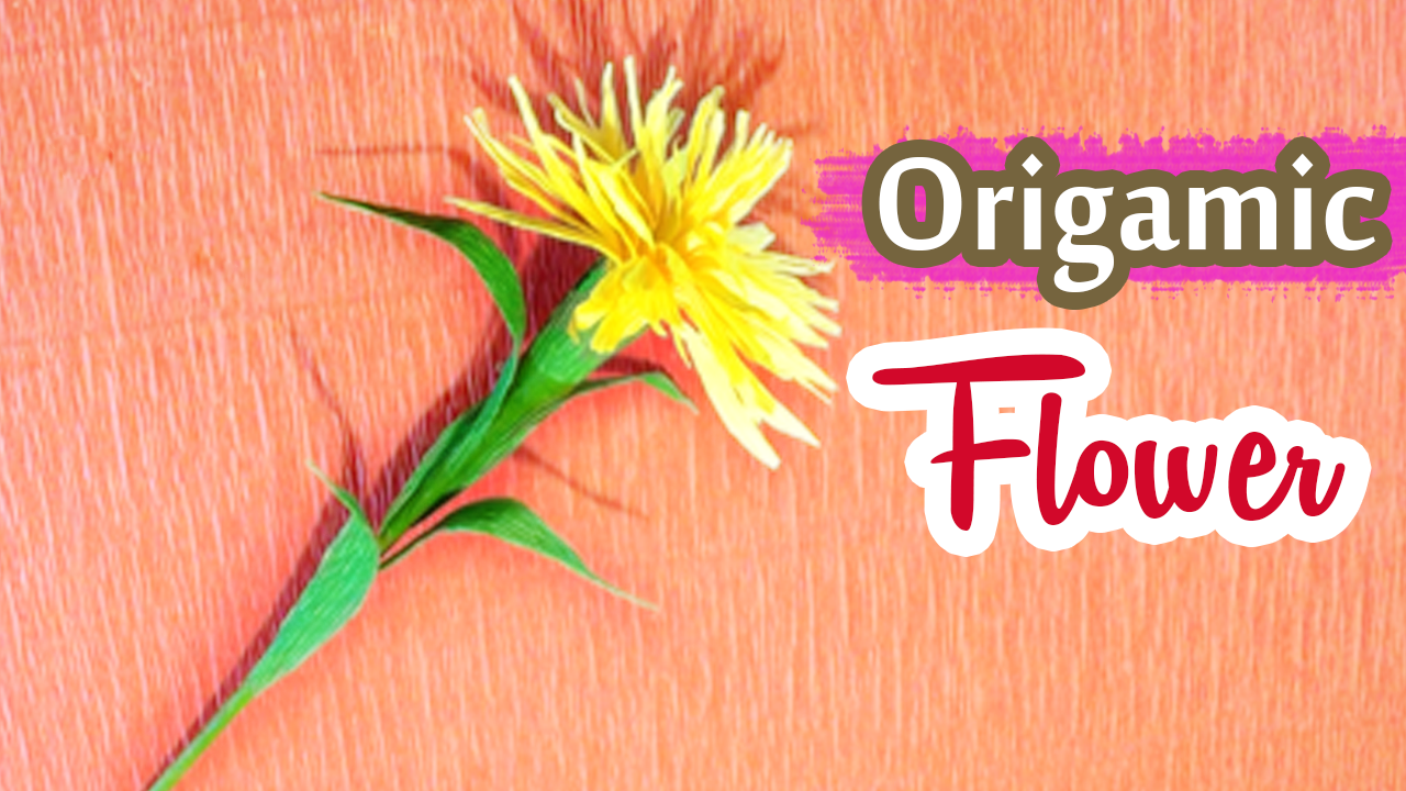 Nora Origami Flowers