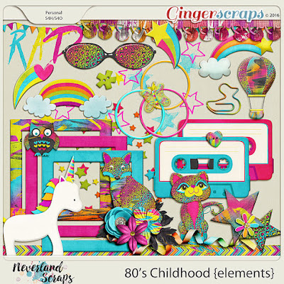 http://store.gingerscraps.net/80-s-Childhood-elements.html