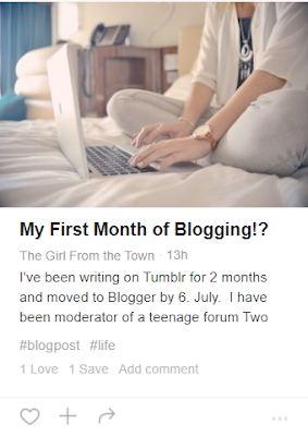 One Month of Blogging. What I Learned.