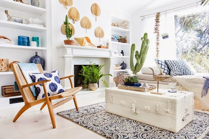 decorar com plantas, blog achados de decoração