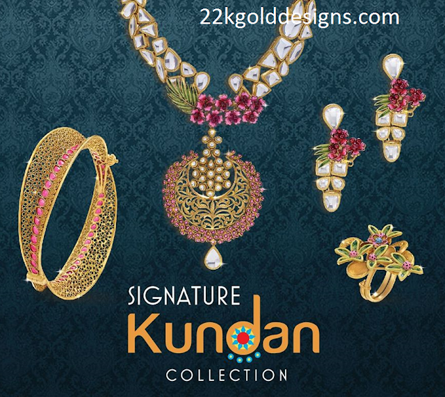 Khazana Signature Kundan Jewellery