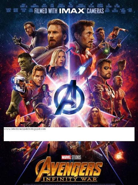 Avengersinfinitywar2018hindidubbed Poster
