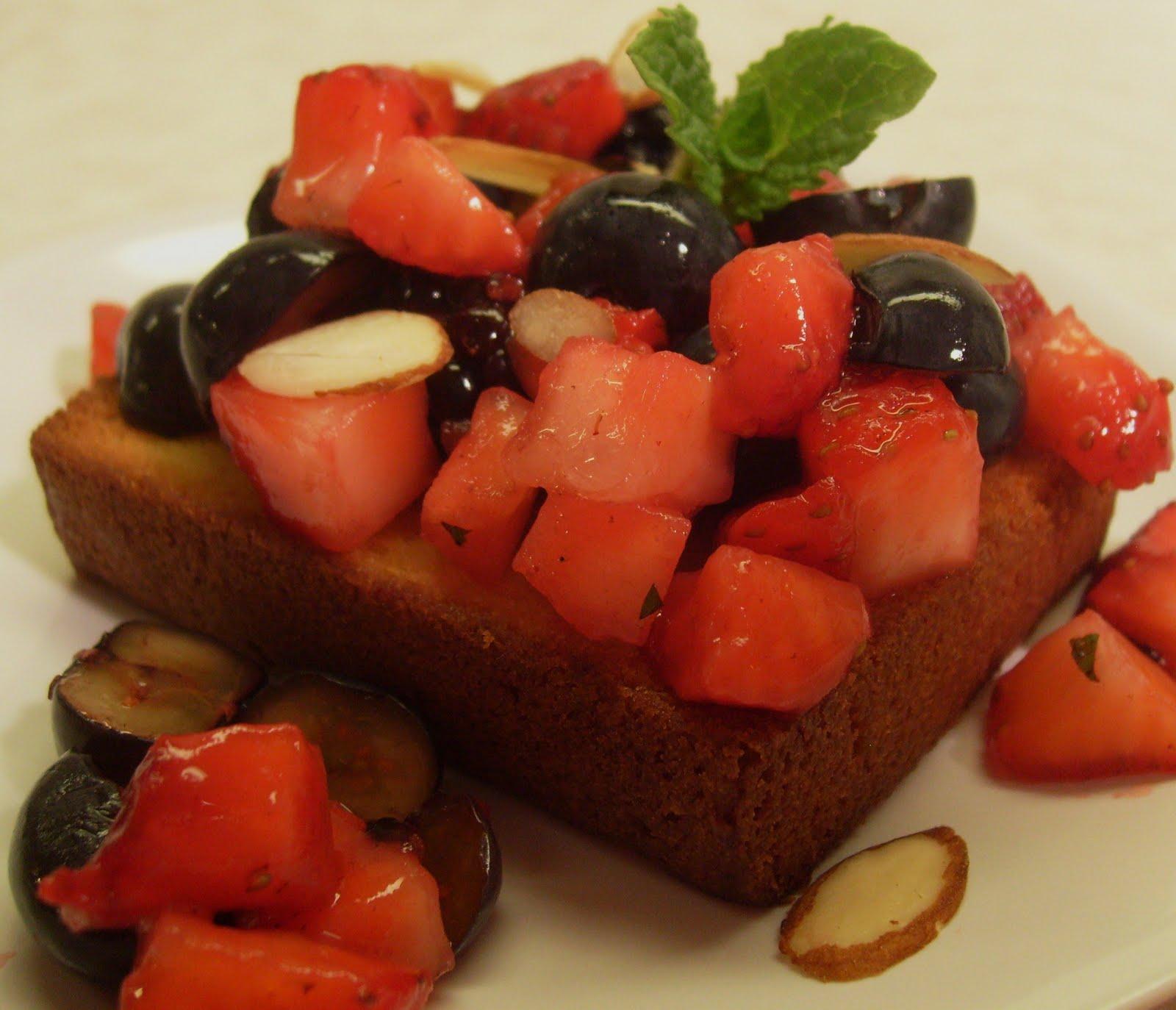 Recipes Fresh Blackberries