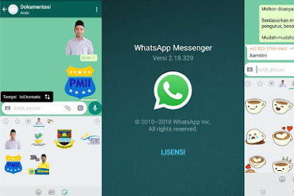Cara Membuat Stiker Whatsapp Foto Sendiri dengan Mudah