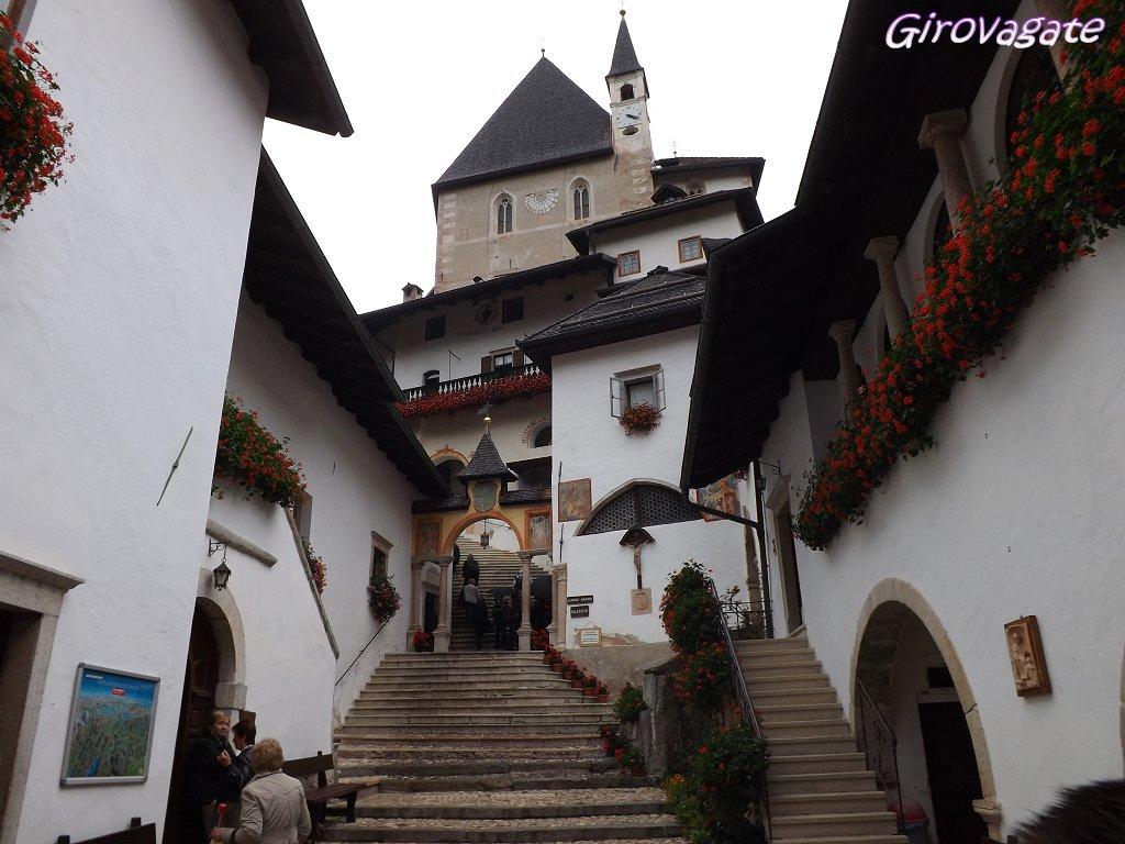santuario San Romedio Val Non