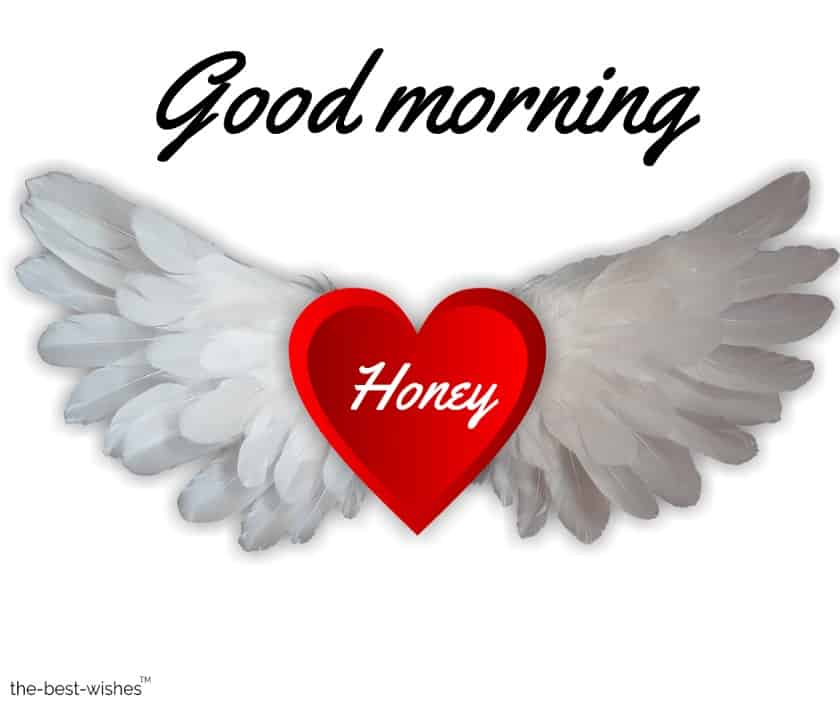 good morning honey pics