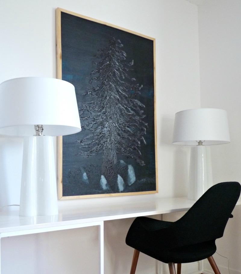 Options for framing art
