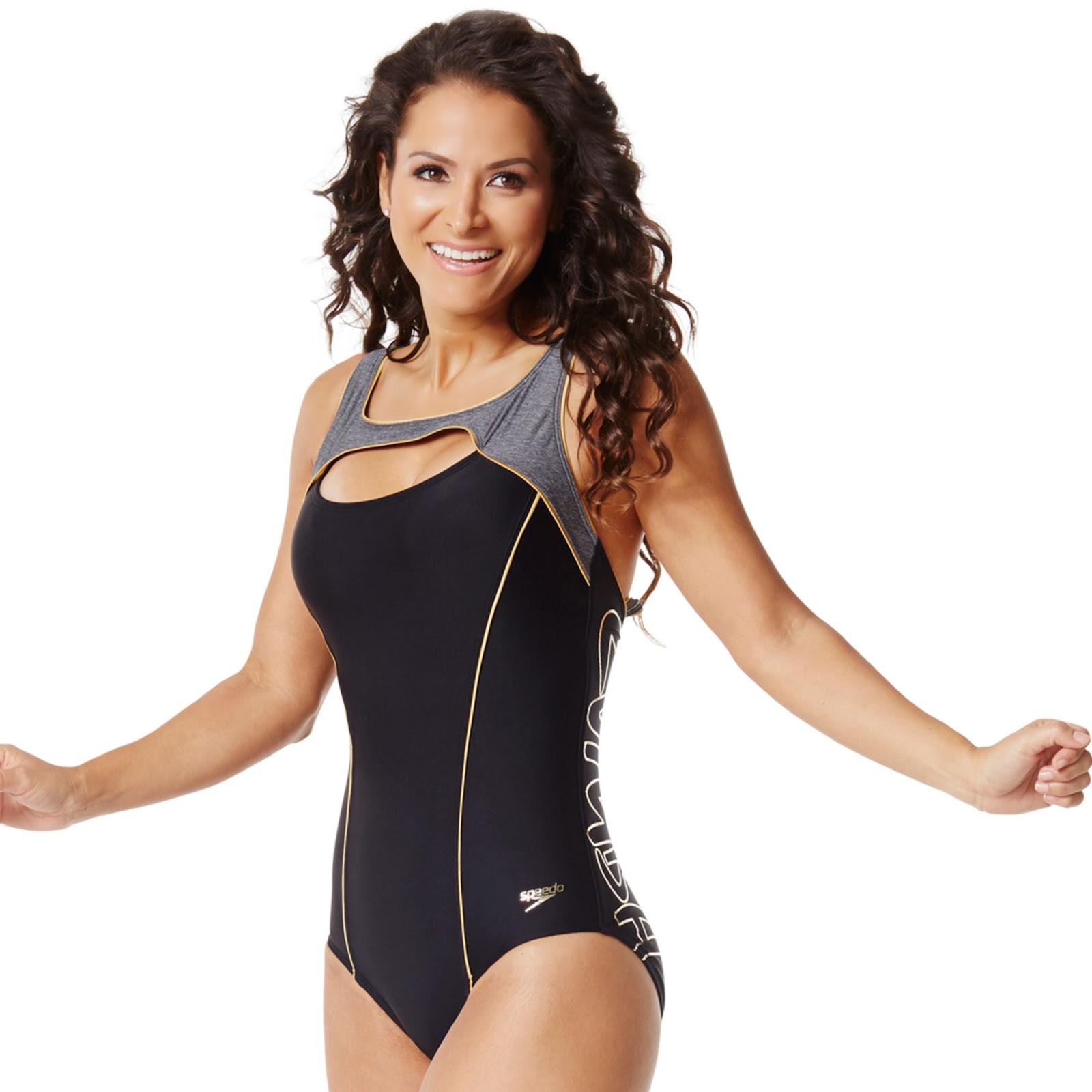 ecaa97e60b The zumba mommy the speedo swimwear collection for zumba jpg 1600x1600  Black speedo cute