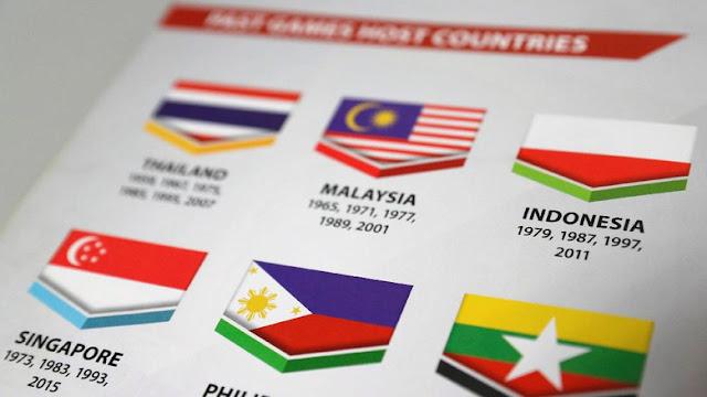 Kepolisian Malaysia Selidiki Insiden Bendera Indonesia Terbalik