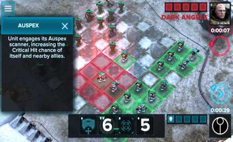 تحميل لعبة Warhammer 40,000: Regicide Mod المدفوعة مجانا للاندرويد