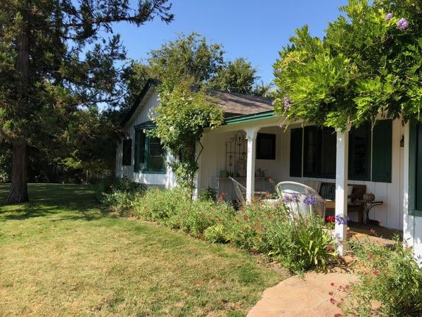 Solvang cottage California
