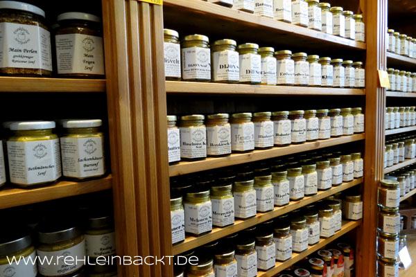 Frankfurt Senfgalerie in Sachsenhausen | Foodblog rehlein backt