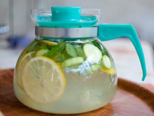 فوائد الليمون مع الزنجبيل للتنحيف