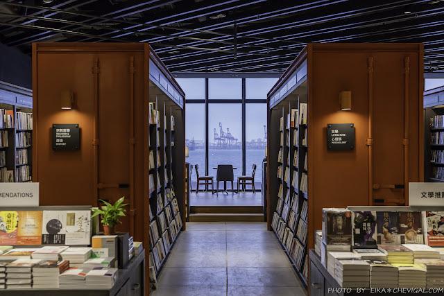 MG 8601 - 熱血採訪│全台首間海景誠品書店就在台中!25公尺寬落地大窗好吸睛