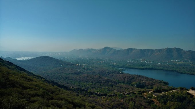 The Aravallis