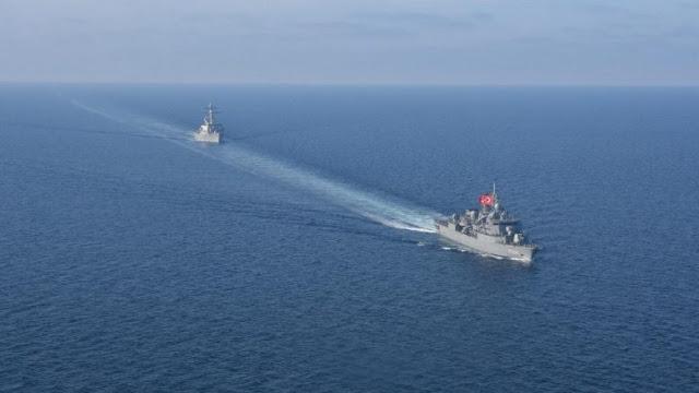 Ξαφνικά η Τουρκία εξέδωσε Navtex για άσκηση με πραγματικά πυρά στην περιοχή Καστελλόριζου
