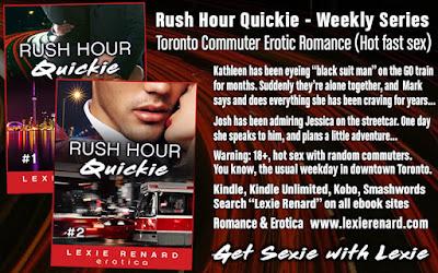 Toronto-Rush-Hour-Quickie-romance-Lexie-Renard