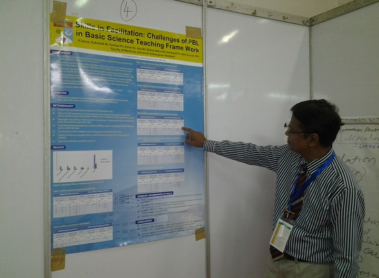 Skills in Facilitation: Challenges of PBL at SEARAME-NCHPE-2012, India