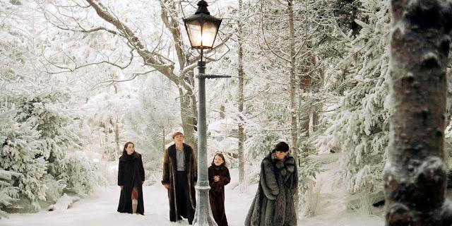 Pedro, Suzana, Edmundo e Lúcia (As crônicas de Nárnia - O leão, a feiticeira e o guarda-roupa)