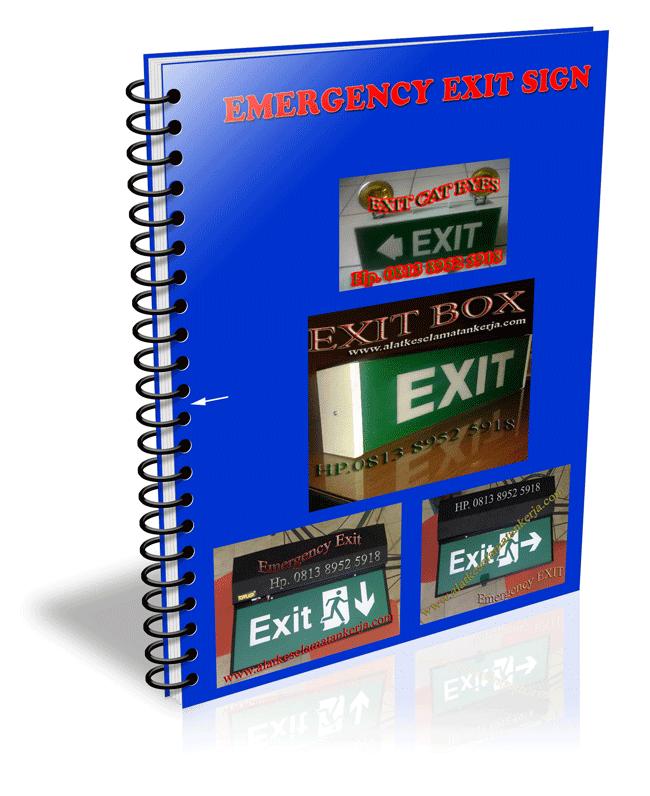 Feature Benefit Exit Box Emergency Exit Lamp