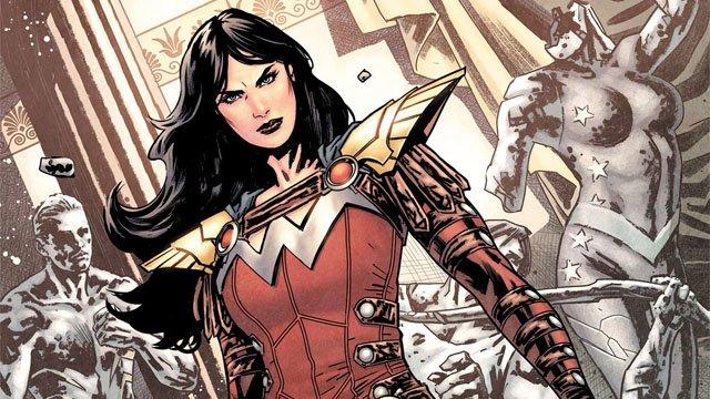 donna troy 5 Karakter yang Diharapkan Muncul di Film Wonder Woman 2