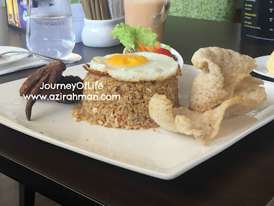 Food Test di Ixora Hotel, Seberang Jaya