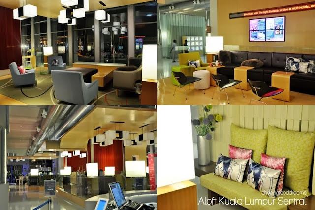 Aloft Hotel Restaurant