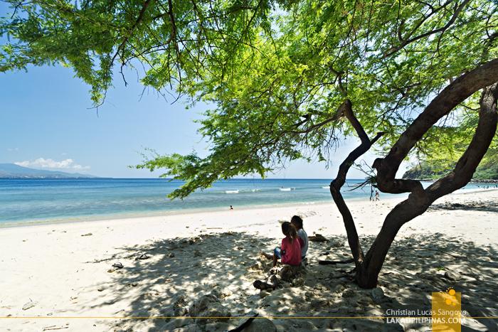 Cristo Rei Beach Dili