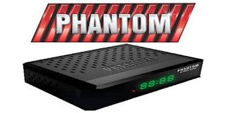Phantom Ultra 3 Nano HD - PHANTOM ULTRA 3 NANO Nova Atualização V1.2.78 - 04/04/2018