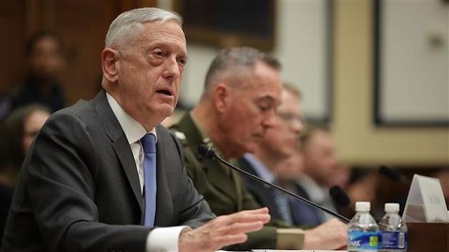 US Defense Secretary James Mattis cautions White House: Syria strike could trigger wider war
