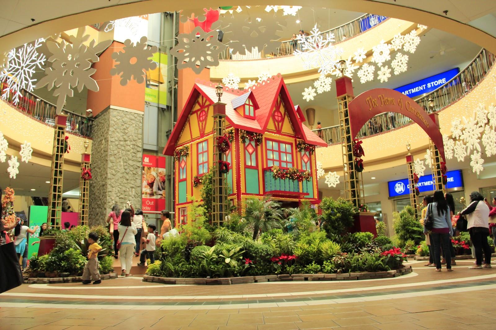 """SM Supermalls Christmas: SM CITY BAGUIO, """"THE HOME OF"""
