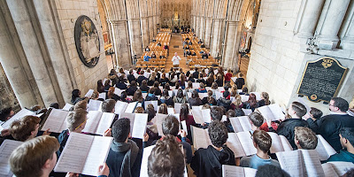 Gabrieli Roar at Southwark Cathedral