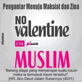 baca sejenak Sepucuk Surat di Hari Valentine untuk remaja islam
