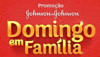 Cadastrar Promoção Domingo em Família Concorrer 1 Milhão de Reais